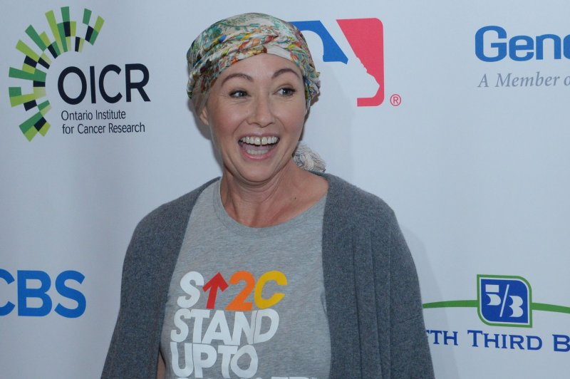 After months, Shannen Doherty's cancer treatment nearing end