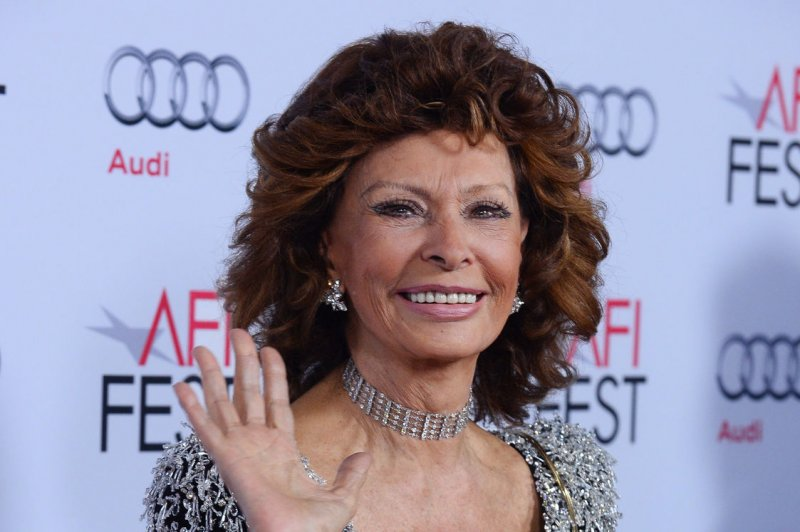 Image result for sophia loren 2016