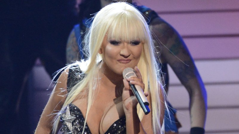 analysis christina aguilera s beautiful Double standards: don't look at medon't look at me is the first line of christina  aguilera's song beautiful this instant whisper from the voice.