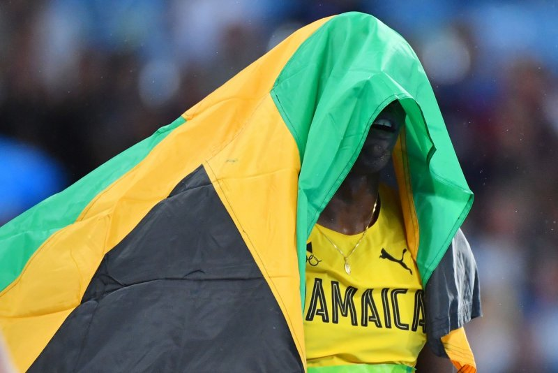 Rio Games : Bolt Geared Jamaica to 4x100m Victory
