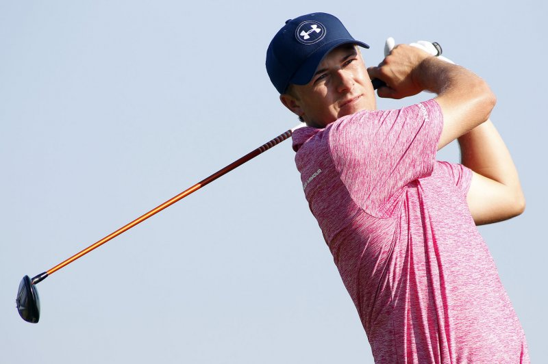 Spieth finishes 2nd at Singapore Open