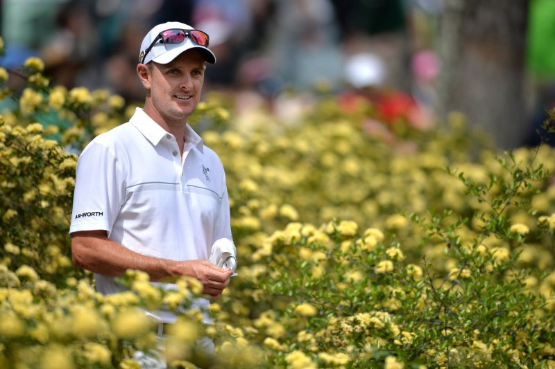 Olympics: Justin Rose Takes One Shot Lead into Final Round