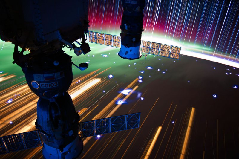 ISS: Stunning images of Earth from the International Space ...