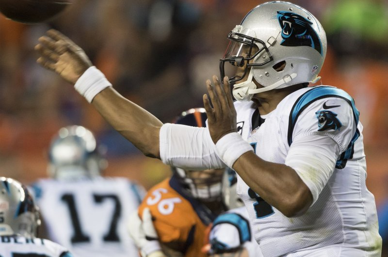 Ron Rivera: 'No idea' about Cam Newton's status for next week