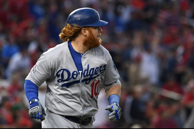 Game 2 of NLDS rained out, Dodgers-Nationals to play Sunday