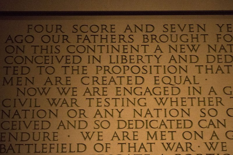 Abraham Lincoln Gettysburg Address Speech
