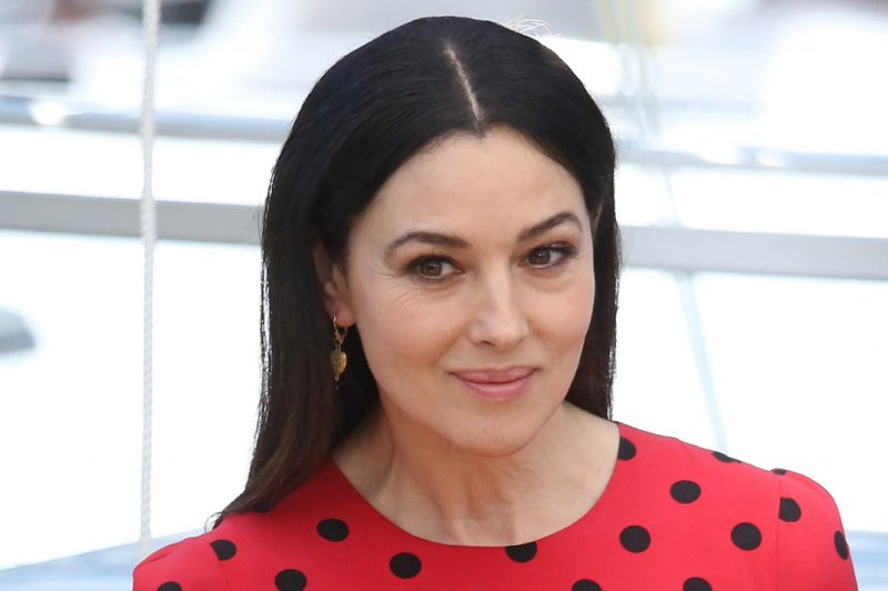 Monica Bellucci 2015 Monica Bellucci on 'spectre'