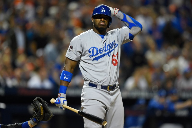 Puig won't be traded to claiming team