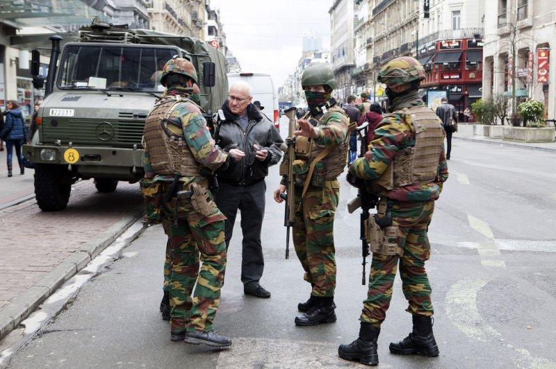 Brussels suspects identified