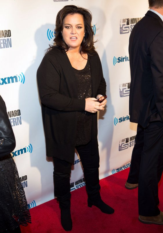 Rosie O'Donnell lost 40 pounds after gastric sleeve ...