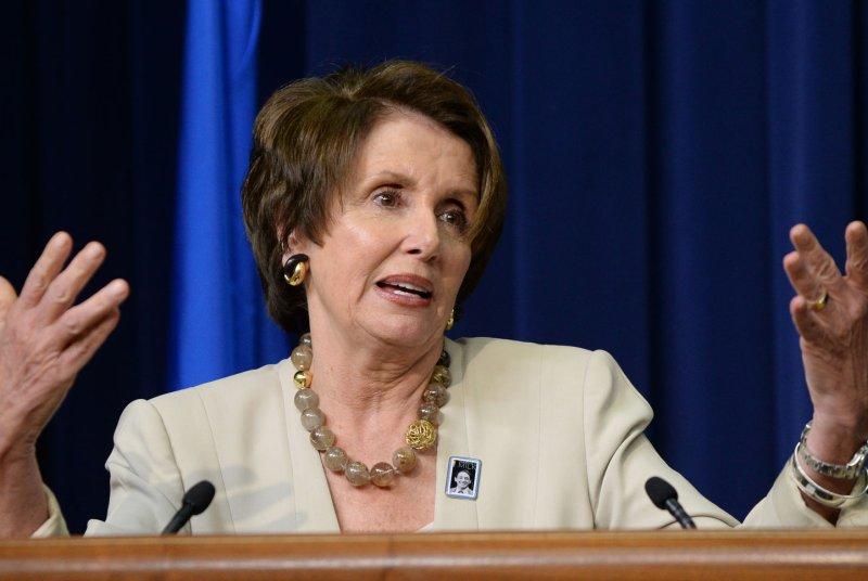 Nancy Pelosi Teenager Teenager confro...