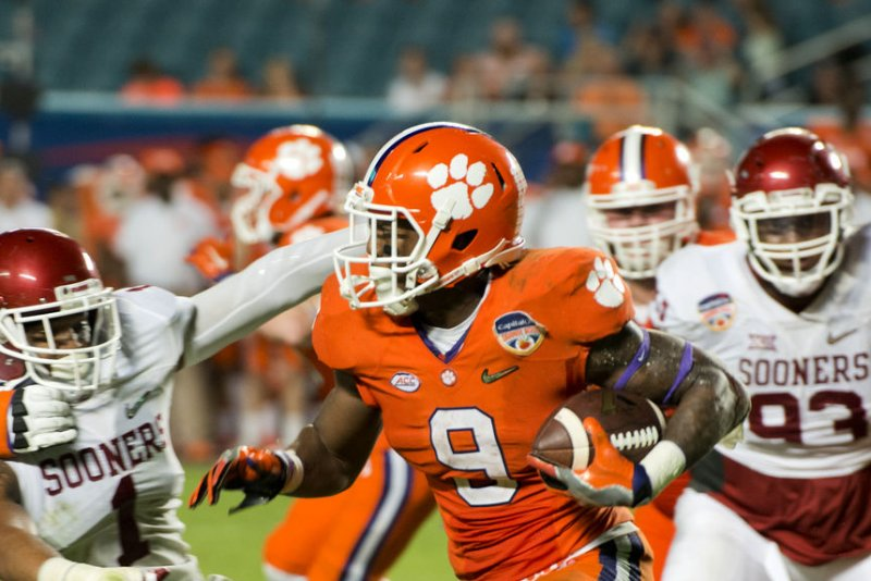 #3 Clemson Survives For 24-17 OT Win Over NC State