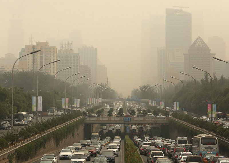 Pollution is 'killing more than 16000 Britons each year'