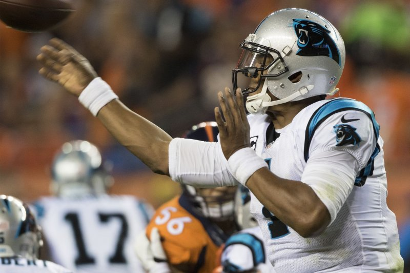 QB Cam Newton a full participant in practice for Panthers