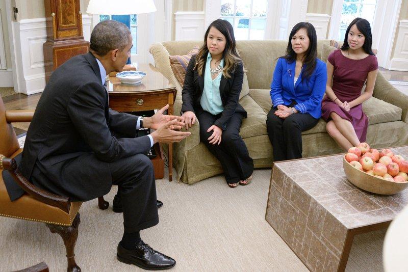 nina pham meet president obama