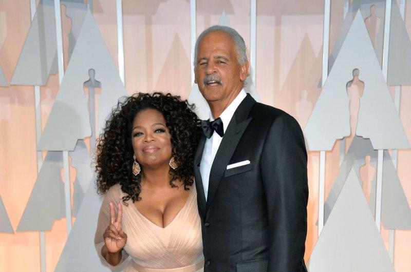 Oprah Winfrey Shares Rare Photo With Partner Stedman