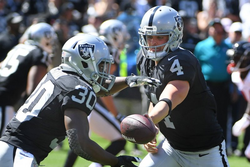 Hapless Chargers Punt Win to First-Place Oakland Raiders