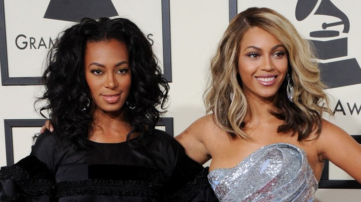 Photo of Beyoncé Knowles & her Sister  Koi Knowles