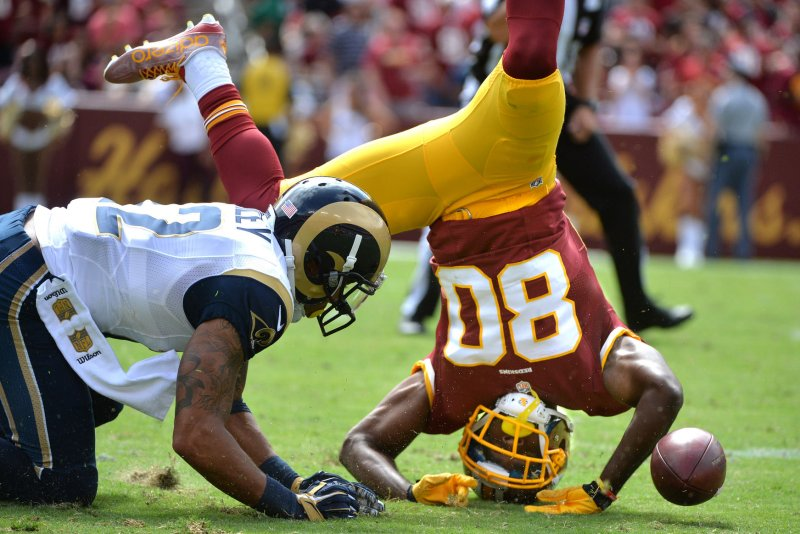 NFL Jerseys Cheap - Washington Redskins: Jamison Crowder moves up as slot receiver ...