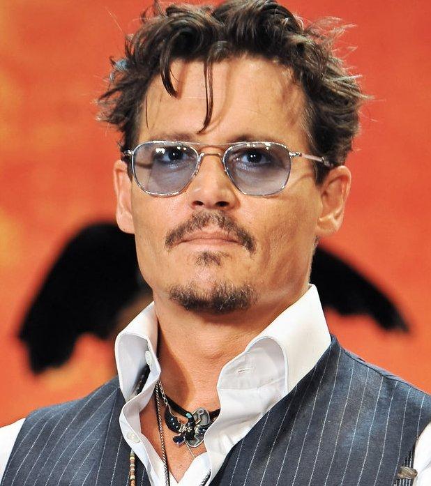 Christopher Lee Johnny Depp