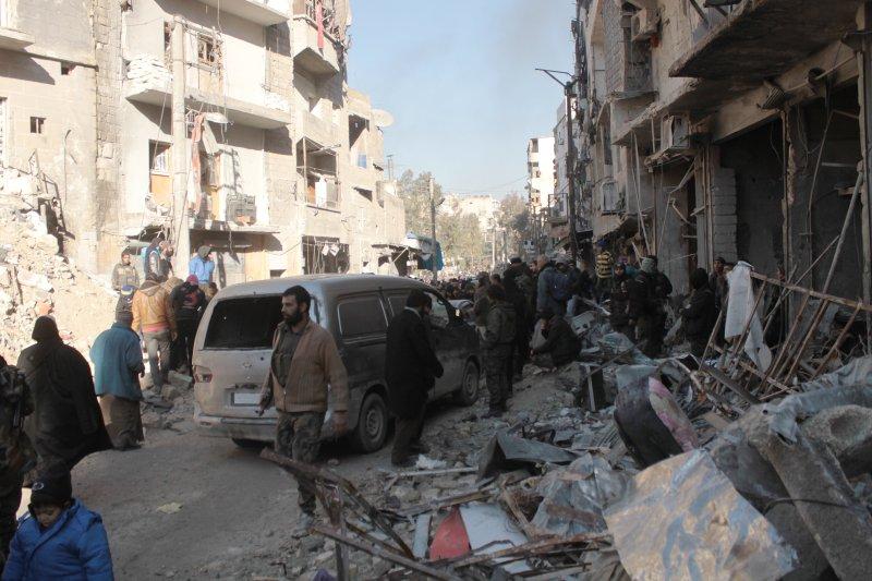 Aleppo evacuation suspended