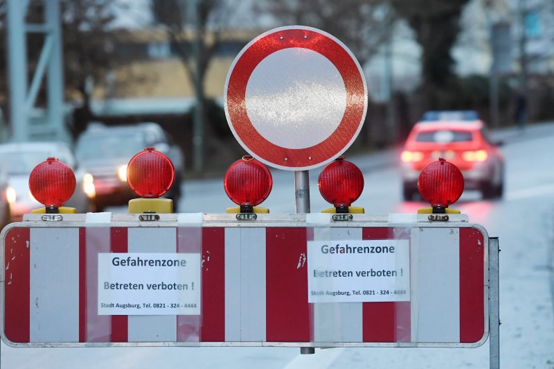 Massive WWII bomb is defused in German town of Augsburg