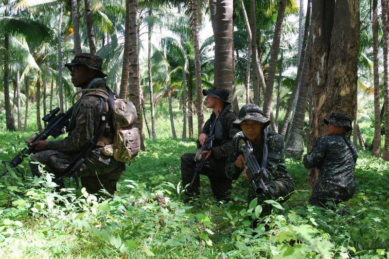 German couple kidnapped in Philippines