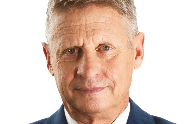 Gary Johnson struggles to name a world leader he respects