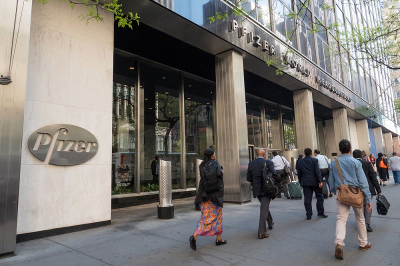 Pfizer fined $106m