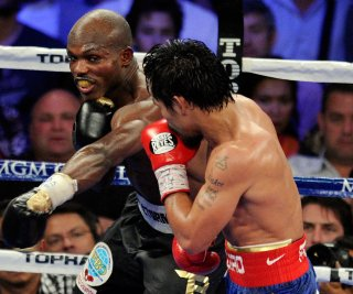 Mayweather vs pacquiao fight date