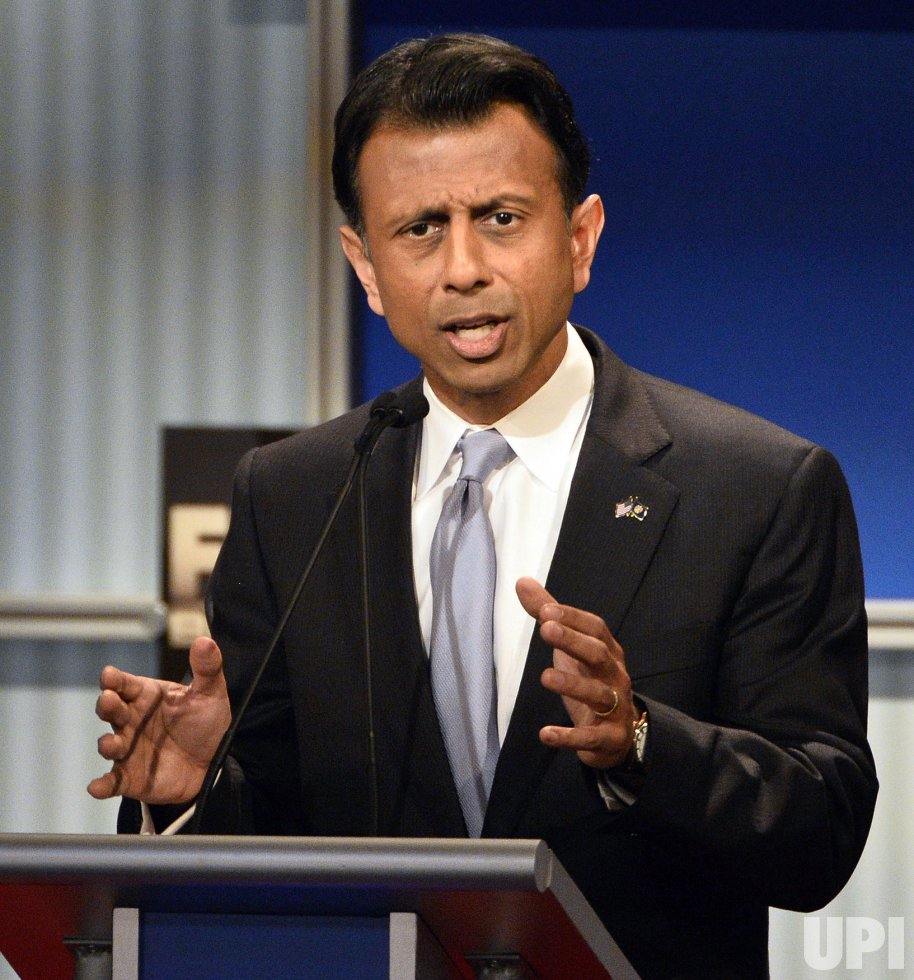 Republican Presidential Hopeful Jindal