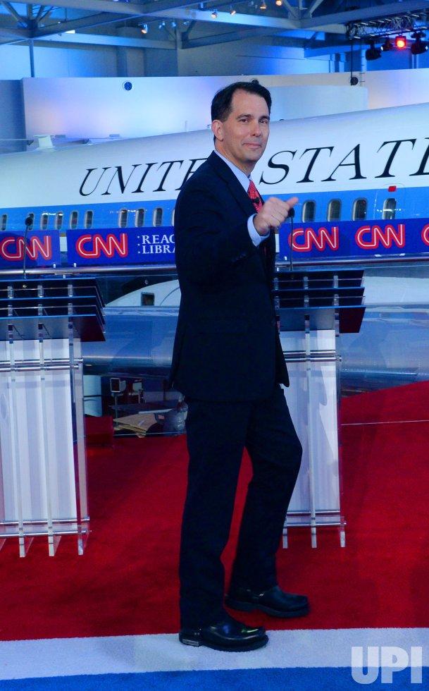 Republican Presidential Debate in Simi Valley, California