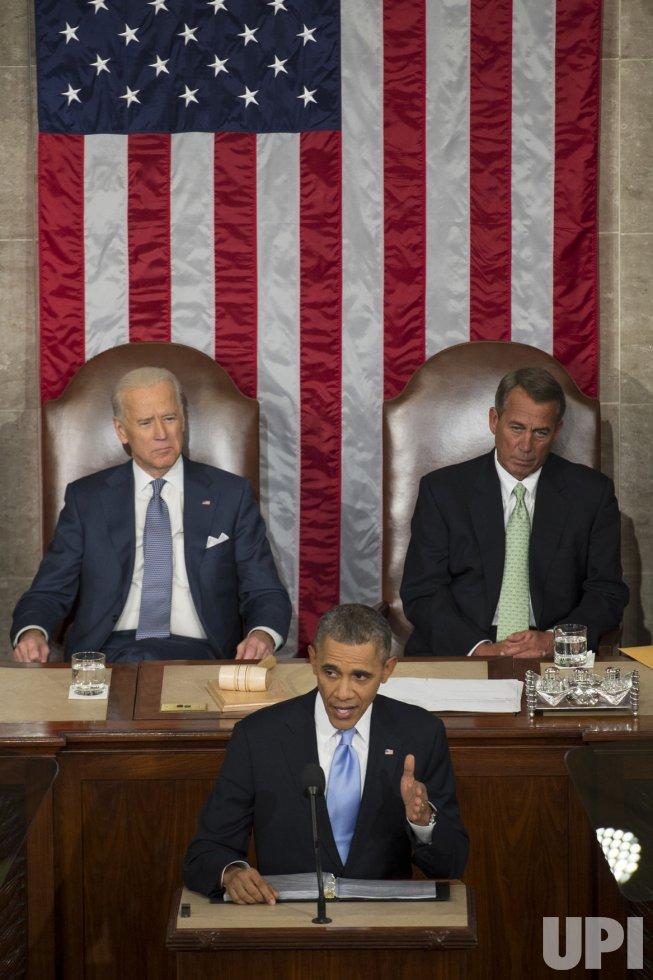 UPI Pictures of the Year 2014 -- WASHINGTON POLITICS