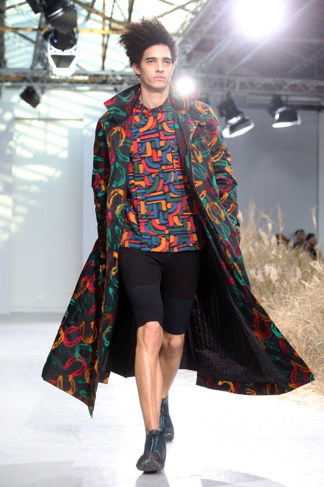Issey Miyake Fashion in Paris