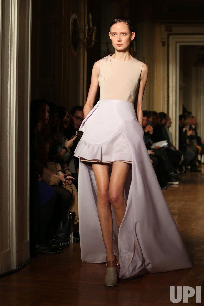 Ilja Fashion in Paris