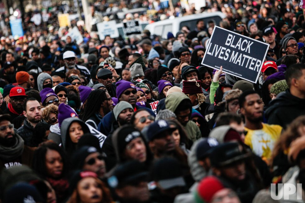 Protestors March Against Police Violence in Washington, D.C.