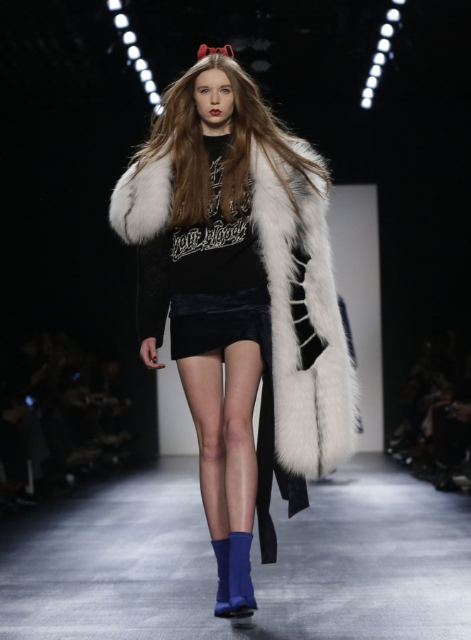 Five Trends From New York Fashion Week Fall 2016