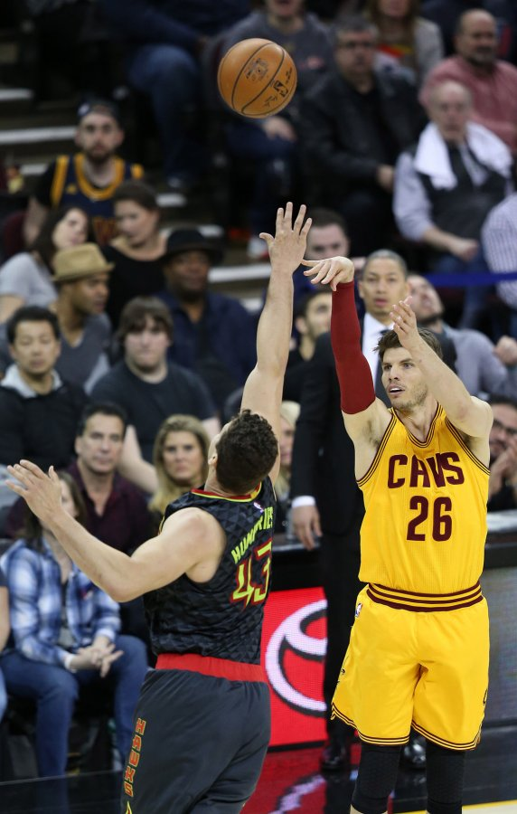 Cleveland Cavaliers are NBA Finals Bound After Dominating Sweep of Atlanta  Hawks