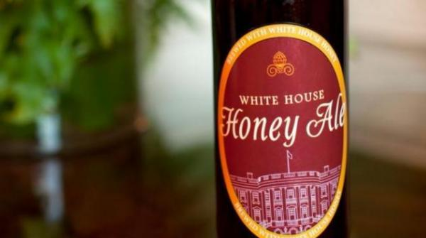 White House beer fetches $1200 at auction for charity
