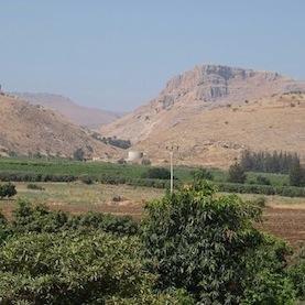 Biblical-era town discovered in Galilee