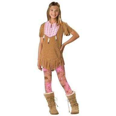U.S. firm pulls 'Sassy Squaw' costume