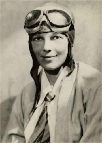 Amelia Earhart's wreck located by sonar?