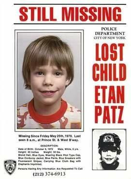 Man confesses to killing Etan Patz in 1979