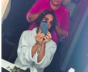 Victoria Beckham's hair is short again [PHOTO]
