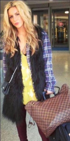 Ashley Anne Riggitano, a New York Fashionsta jumps to her death after Facebook argument