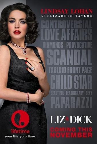 "Elizabeth Taylor preemptively dissed ""Liz & Dick"""