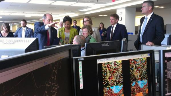 Sen. Mikulski hails investments in U.S. weather technology