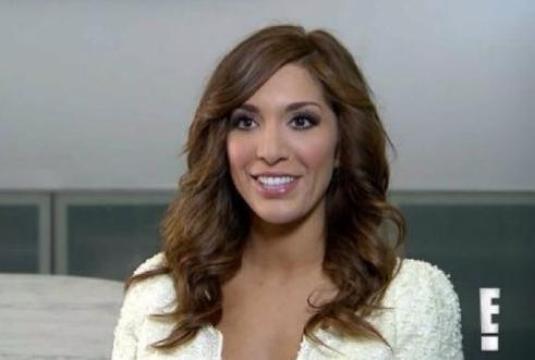 Farrah Abraham argues with LAX staff in fight over baggage
