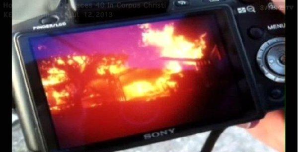 Corpus Christi explosion injures 3