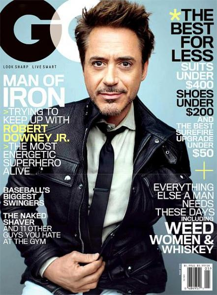 Robert Downey Jr.: I'm getting an Oscar